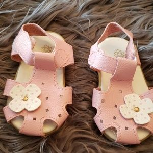 Other - Adorable new without tags pink sandals